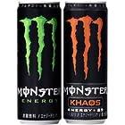 モンスターエナジー 355ml×24缶(1ケース) + モンスターカオス 355ml×24缶(1ケース)