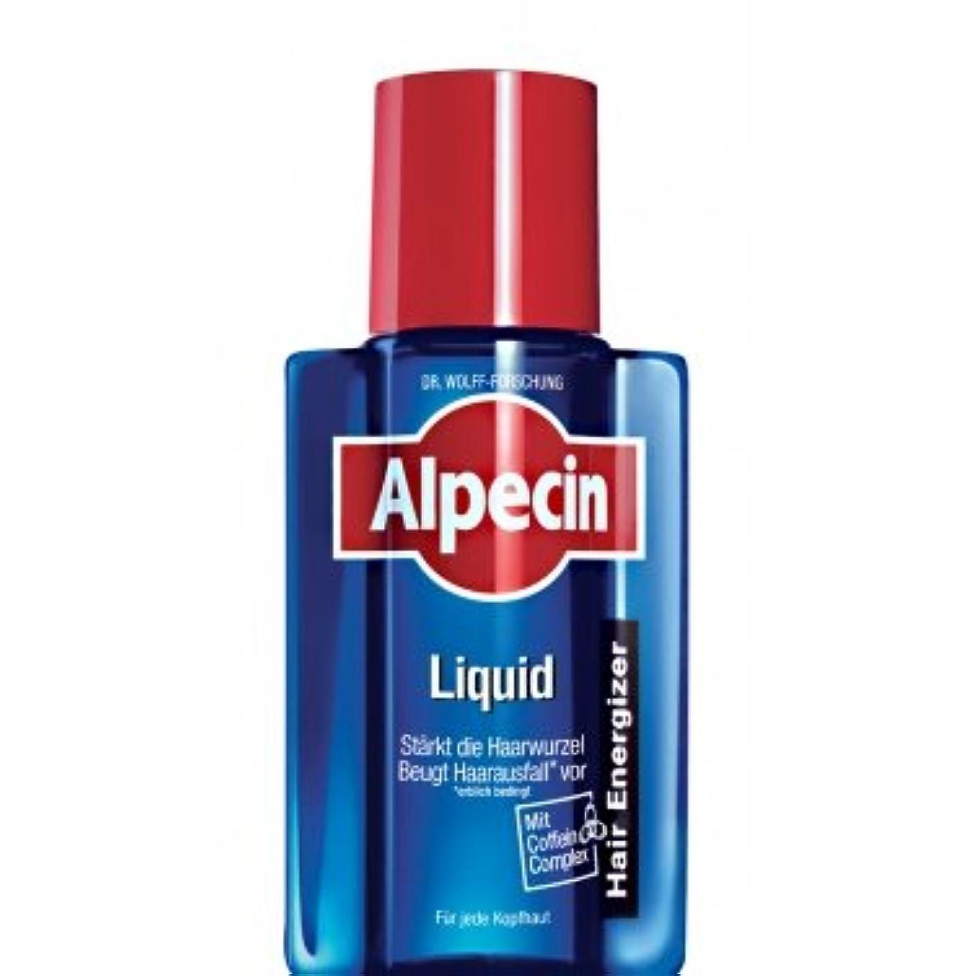 ALPECIN オーガニックシャンプー アフターシャンプーリキッド 200ml【並行輸入品】