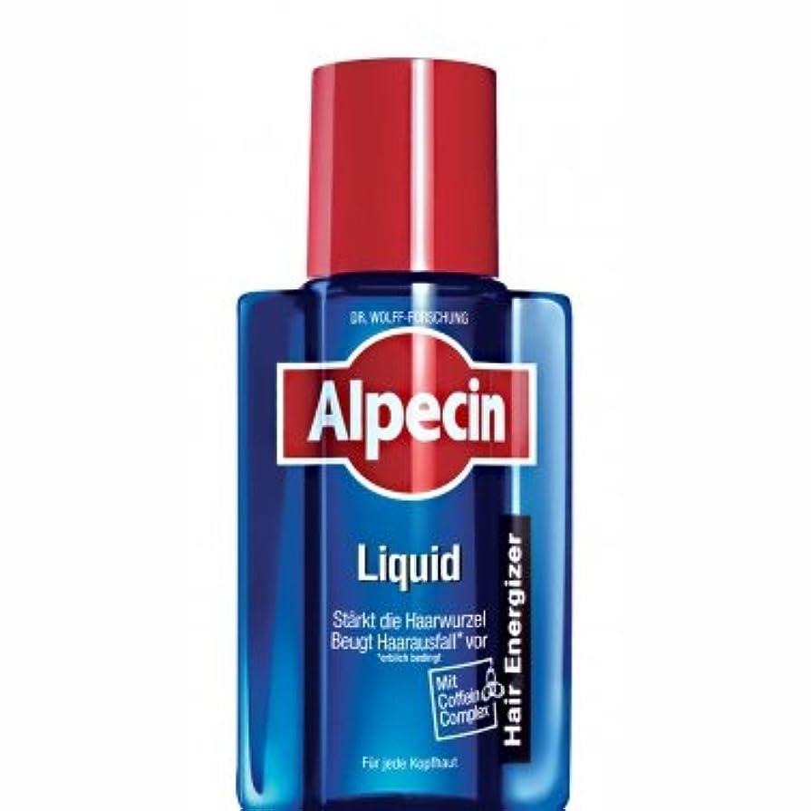 決定的仮称枯渇ALPECIN オーガニックシャンプー アフターシャンプーリキッド 200ml【並行輸入品】