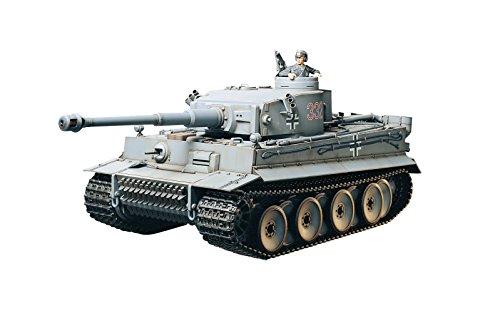 1/16 ラジオコントロールタンクシリーズ タイガーI フルオペレーションセット(プロポ付)