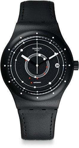 [スウォッチ]SWATCH 腕時計 SISTEM51(システム51)機械式自動巻き SISTEM BLACK SUTB400 メンズ 【正規輸入品】