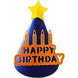 CA Mode(JP) 誕生日 帽子 ハッピーバースデー パーティー ミニ ハット 1枚入り