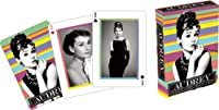 Playing Card - Audrey Hepburn - Game Poker Licensed Gifts Toys 52292