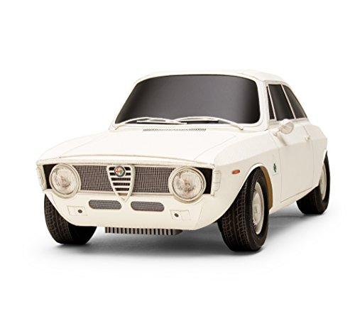 アルファ ロメオ ジュリア 1300 GTA ペーパークラフト (1/12・・・