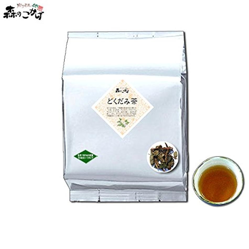 速記充実起点森のこかげ どくだみ茶 業務用 1kg ドクダミ茶 100% D