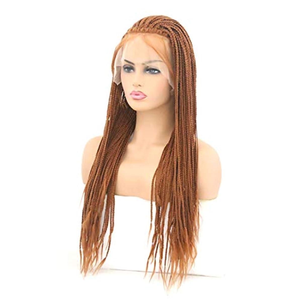 採用する知らせるテープKerwinner かつら女性のための傾斜前髪ショートカーリーヘアーワインレッド高温シルクウィッグ