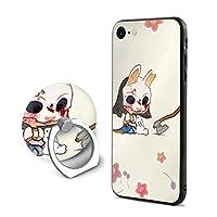 Dead By Daylight IPhone7 8 ケース クリアケース TPU薄型ケース ストラップホール付き全面保護カバー 耐衝撃 携帯のケース