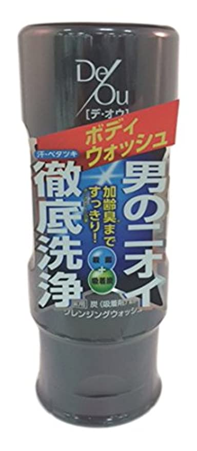 恩赦メッシュアスペクト【医薬部外品】デ?オウ 薬用クレンジングウォッシュ 190mL