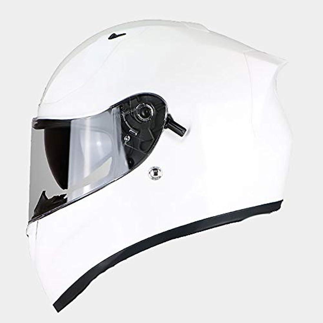 選ぶおいしい残忍なTOMSSL高品質 ソリッドカラーブラック/ホワイト大人自転車ヘルメット乗馬電気自動車オートバイヘルメット自転車マウンテンバイクヘルメット屋外乗馬機器 TOMSSL高品質 (色 : White, Size : XXXL)
