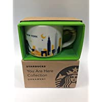 Starbucks You Are Here Collection New Yorkオーナメント