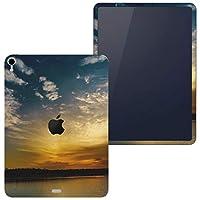igsticker iPad Pro 11 inch インチ 対応 apple iPad Pro11 シール アップル アイパッド A1934 A1979 A1980 A2013 iPadPro11 全面スキンシール フル 背面 側面 正面 液晶 タブレットケース ステッカー タブレット 保護シール 人気 写真 景色 雲 004909