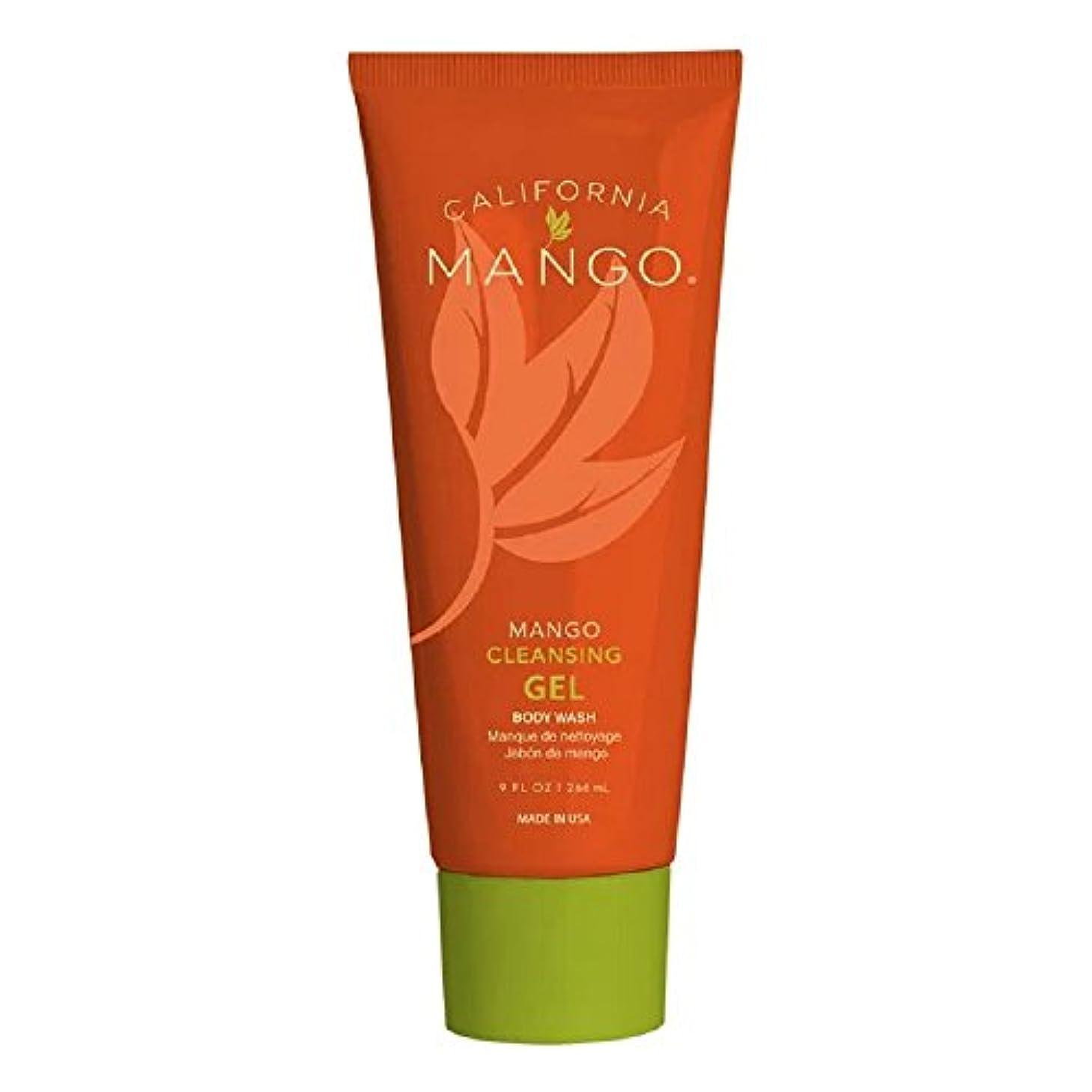ライオン闇終わったMango Cleansing Gel Body Wash