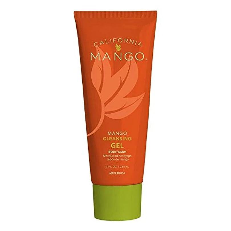 シールドひどくかわすMango Cleansing Gel Body Wash