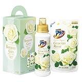 ウルトラアタックNeo 洗濯洗剤 濃縮液体 グラシアスローズの香り ブーケギフト K・AZ-10R