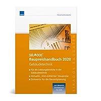 """SIRADOS Baupreishandbuch 2020 Gebaeudetechnik: Sicherheit und Kompetenz durch aktuelle marktrecherchierte Baupreise zum """"Ueberall hin mitnehmen""""!"""