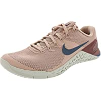 Nike Women's WMNS Metcon 4, Particle Beige/Celestial Teal