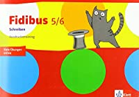 Fidibus 5/6. Ausdruckstraining. Arbeitsheft Klasse 5/6