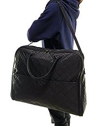 男女・和洋兼用 キルティング スーツ・きもの収納ケース ビジネス・冠婚葬祭