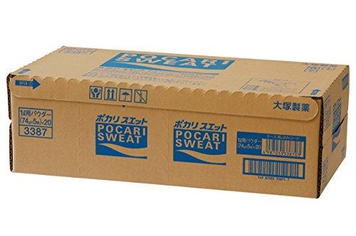 大塚製薬 ポカリスエット 粉末 74g×100袋