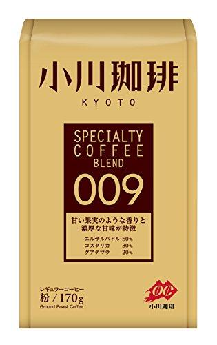 小川珈琲 スペシャルティコーヒー 009 1袋(170g)