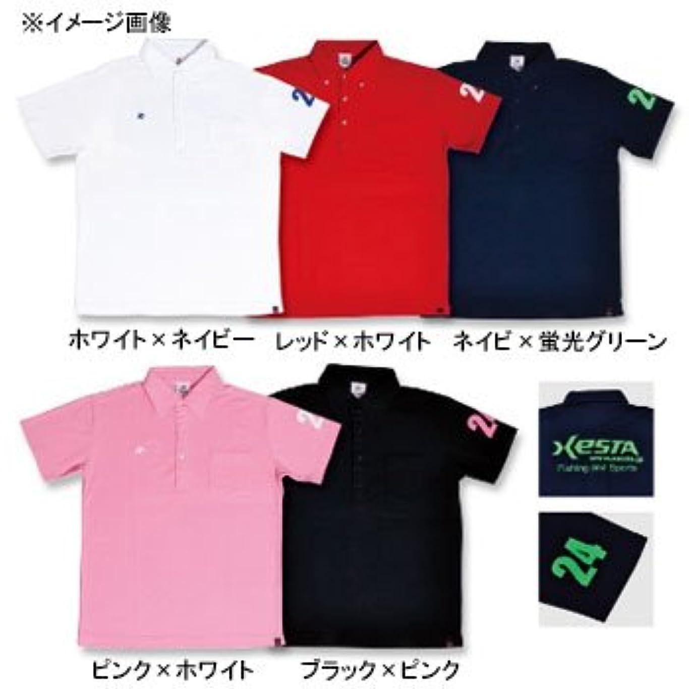 ゼスタ(XESTA) ドライポロシャツ ネイビー L