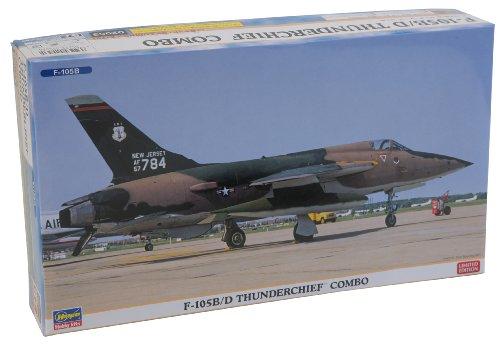 1/72 F-105B/D サンダーチーフコンボ (2機セット) 02053