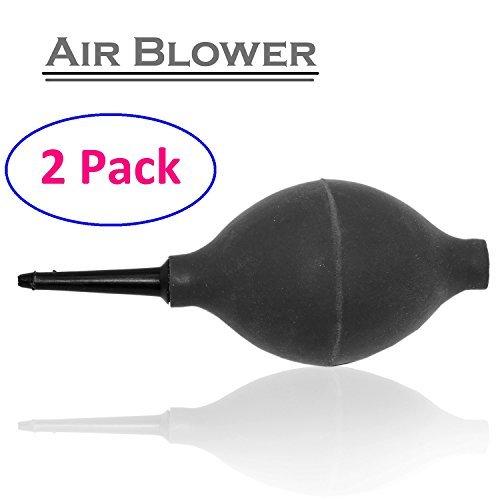 ( 2パック)ラバー空気ポンプクリーナーほこりBlowerキ...