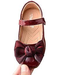 フォーマルシューズ ガールズ 子供靴 ガールズシューズ ドレスシューズ 女の子 キッズ プリンセス風 可愛い蝶結び プレゼント プリンセス風 3色展開