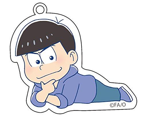 TVアニメ おそ松さん ごろりんアクリルキーホルダー カラ松