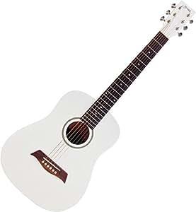 S.Yairi ヤイリ Compact Acoustic Series ミニアコースティックギター YM-02/WH ホワイト ソフトケース付属