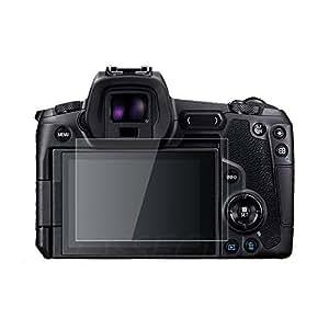 クロスフォレスト Canon EOS R 用 ガラスフィルム 液晶保護フィルム CF-GCCER