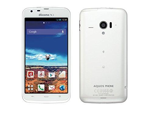 AQUOS PHONE ZETA SH-06E docomo [White]