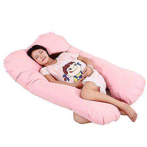 Enipate 抱き枕 授乳クッション 妊婦枕 U型妊婦枕 多機能 妊婦抱き枕 ...