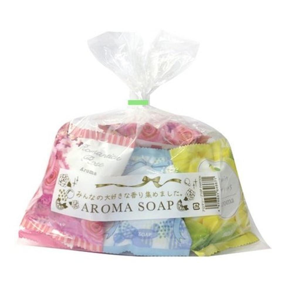 集中的な体推定するペリカン石鹸 アロマソープ 10個セット