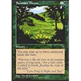 Magic: the Gathering - Summer Bloom - Visions by Magic: the Gathering [並行輸入品]