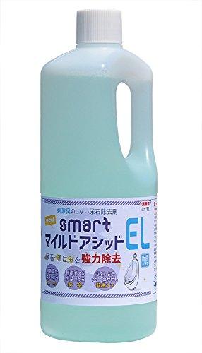 スマート NEWマイルドアシッドEL 1L トイレ洗浄剤 プロ用超強力尿石除去剤