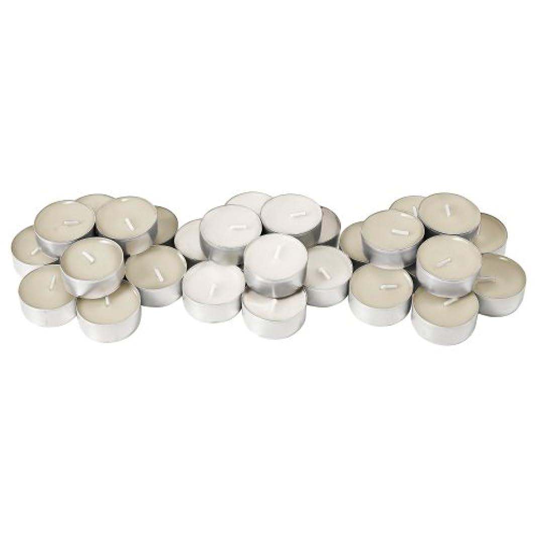 宝普及研磨IKEA SINNLIG 50237712 香り付ティーライト 38 mm バニラ ナチュラル 30 ピース