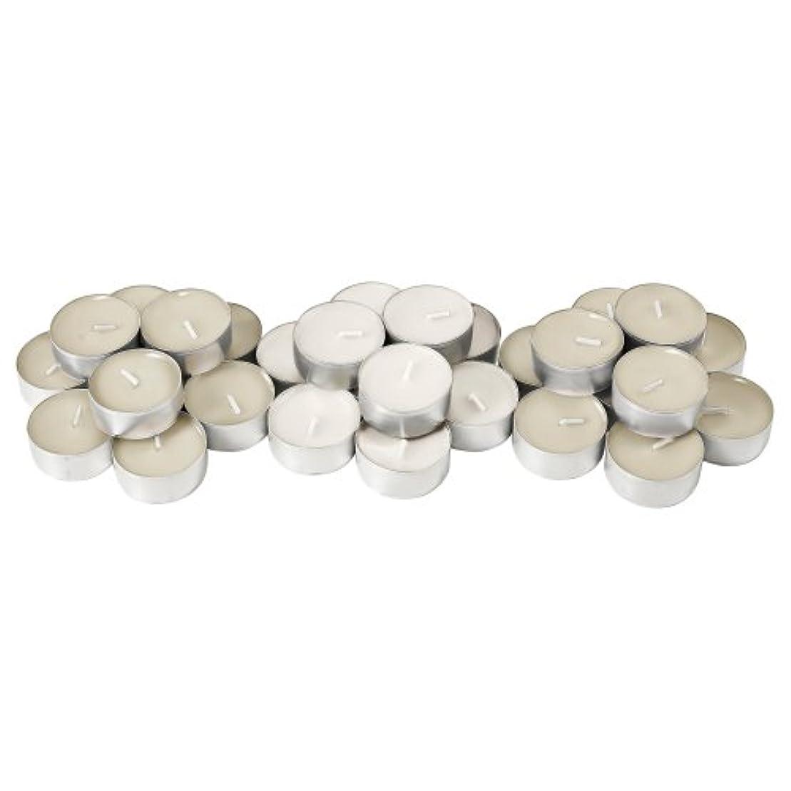 エレメンタル映画底IKEA SINNLIG 50237712 香り付ティーライト 38 mm バニラ ナチュラル 30 ピース