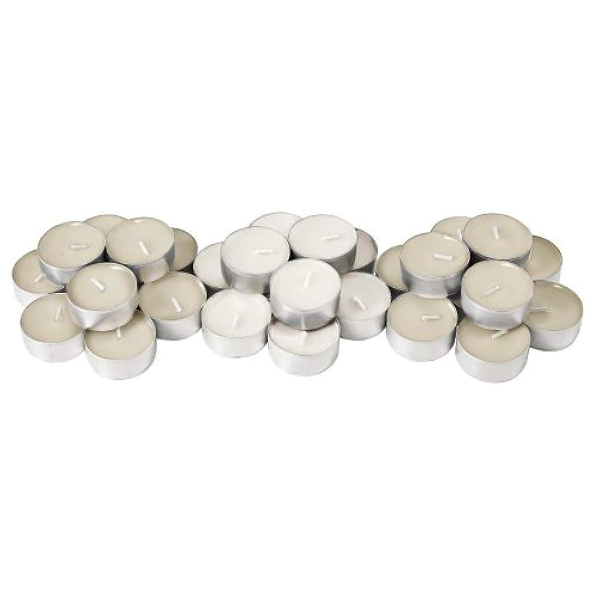 効率毛皮テントIKEA SINNLIG 50237712 香り付ティーライト 38 mm バニラ ナチュラル 30 ピース