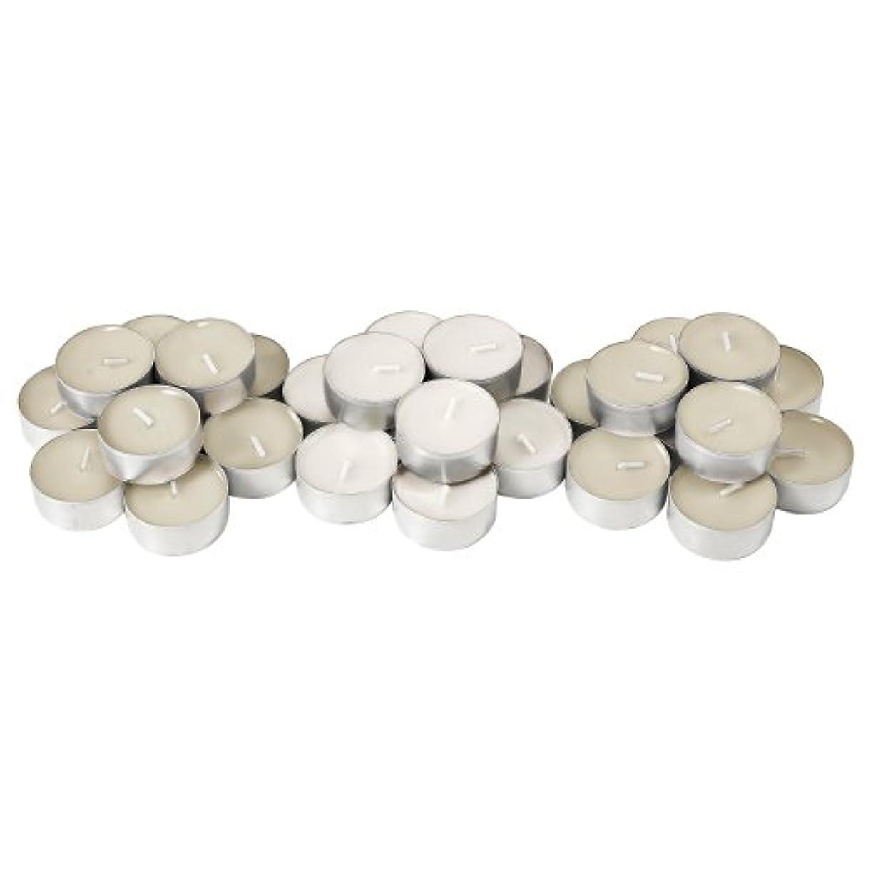 推論フォーマル普通のIKEA SINNLIG 50237712 香り付ティーライト 38 mm バニラ ナチュラル 30 ピース