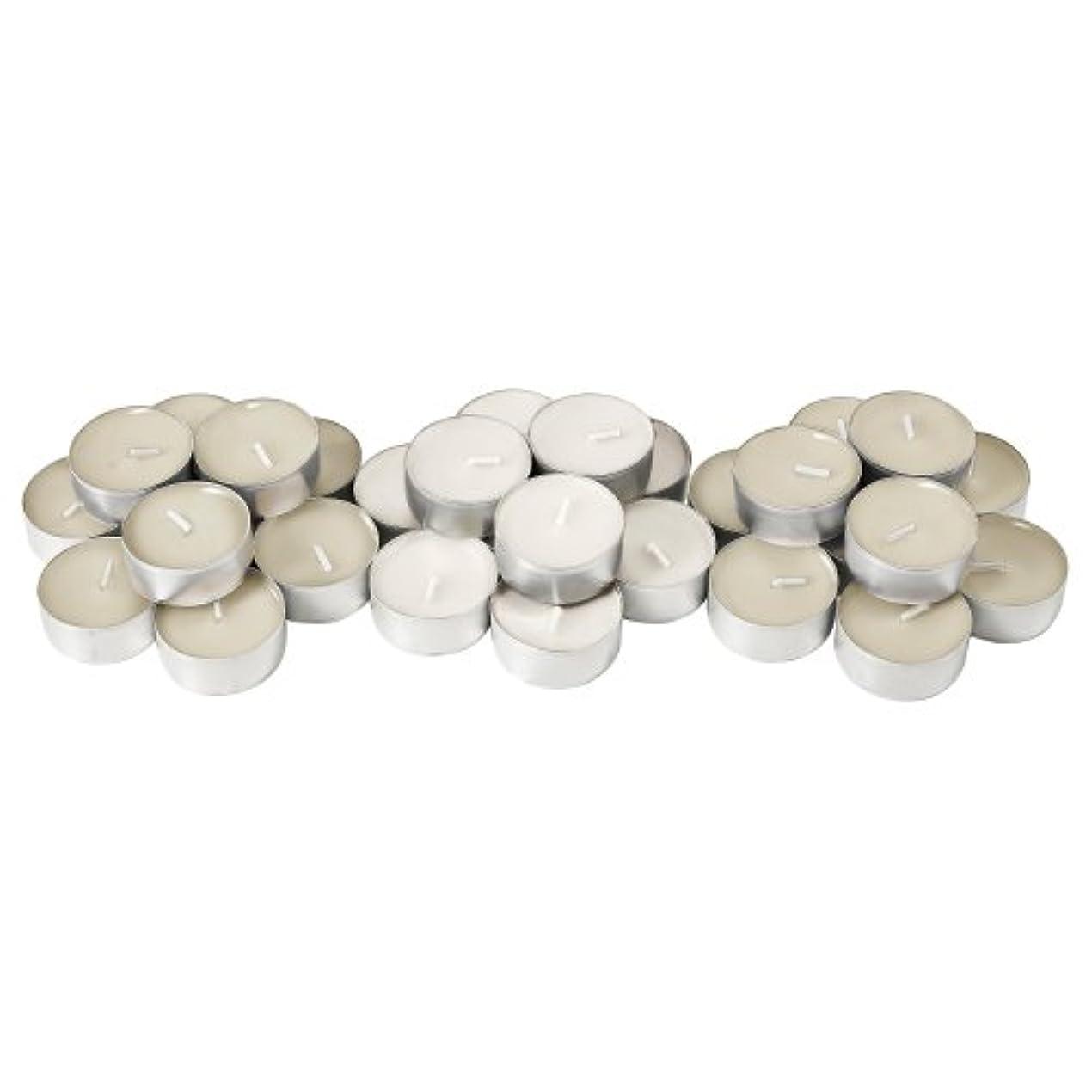 毒液発生する乱れIKEA SINNLIG 50237712 香り付ティーライト 38 mm バニラ ナチュラル 30 ピース