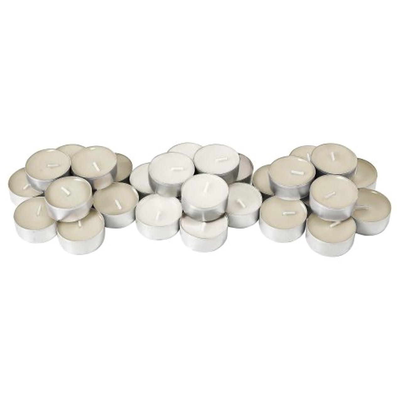 性能家族故意にIKEA SINNLIG 50237712 香り付ティーライト 38 mm バニラ ナチュラル 30 ピース
