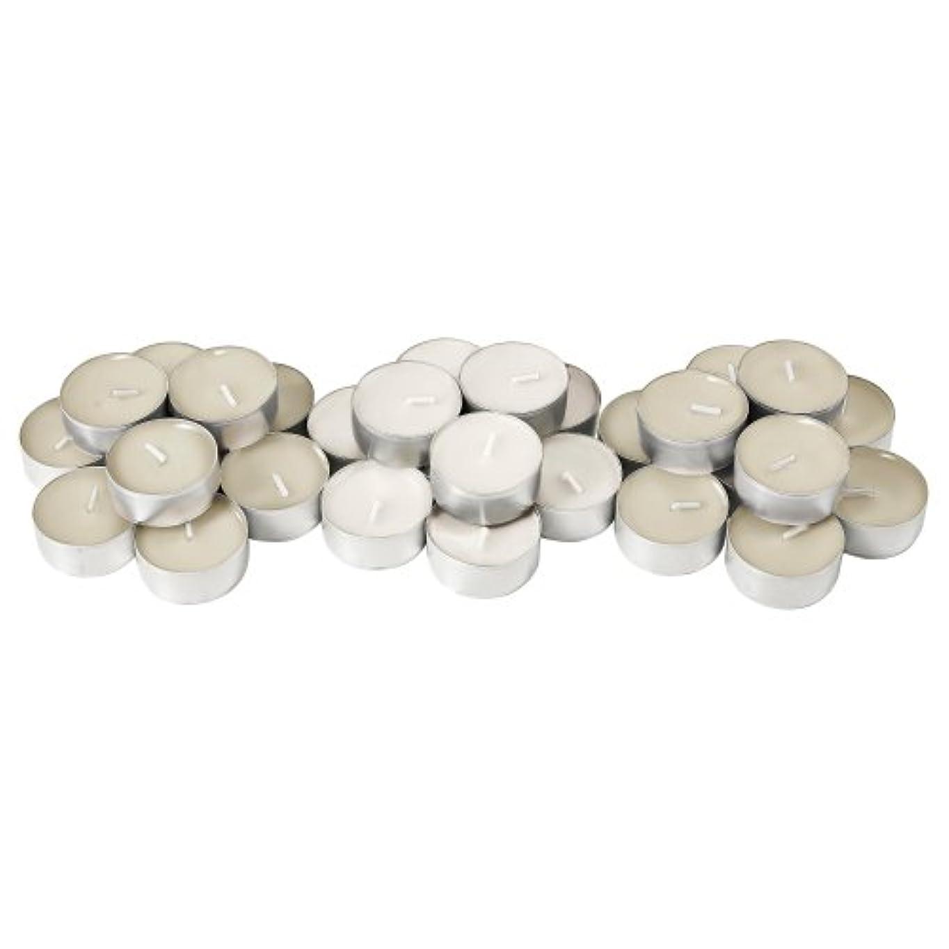 思いつくパラダイス費用IKEA SINNLIG 50237712 香り付ティーライト 38 mm バニラ ナチュラル 30 ピース