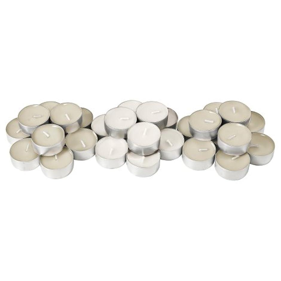 診療所温帯解き明かすIKEA SINNLIG 50237712 香り付ティーライト 38 mm バニラ ナチュラル 30 ピース