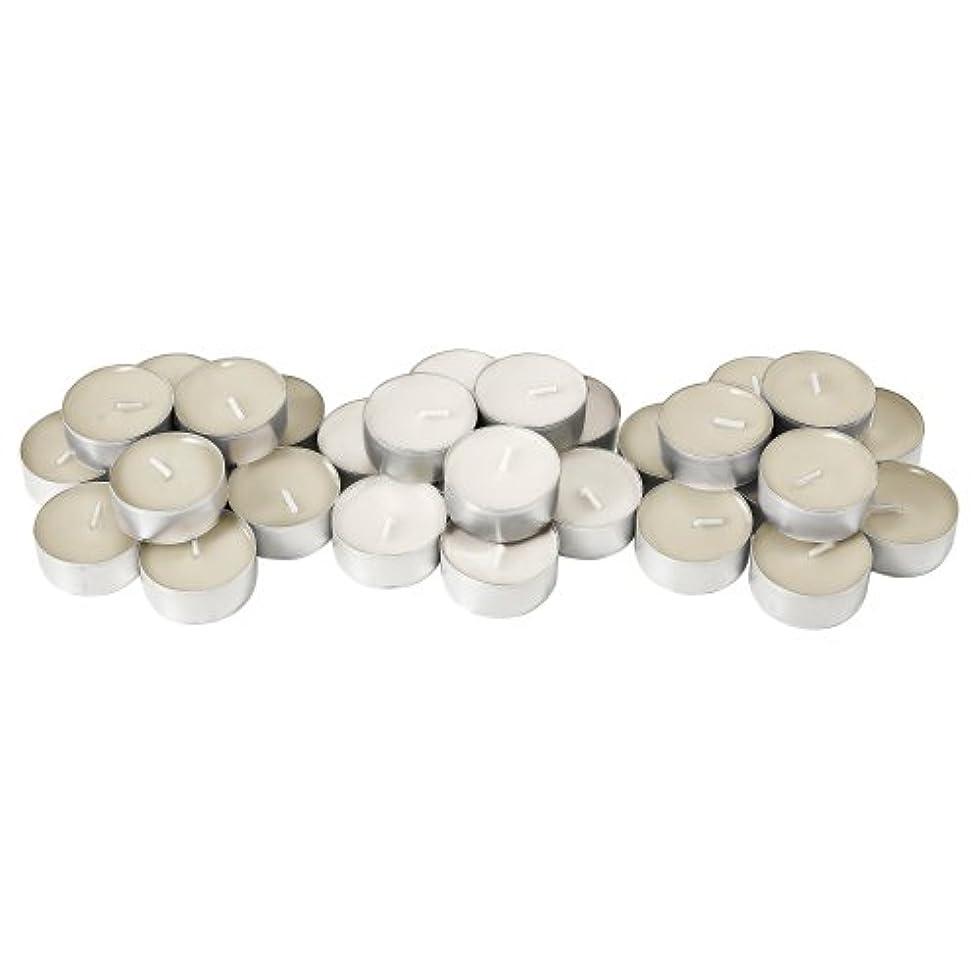 IKEA SINNLIG 50237712 香り付ティーライト 38 mm バニラ ナチュラル 30 ピース