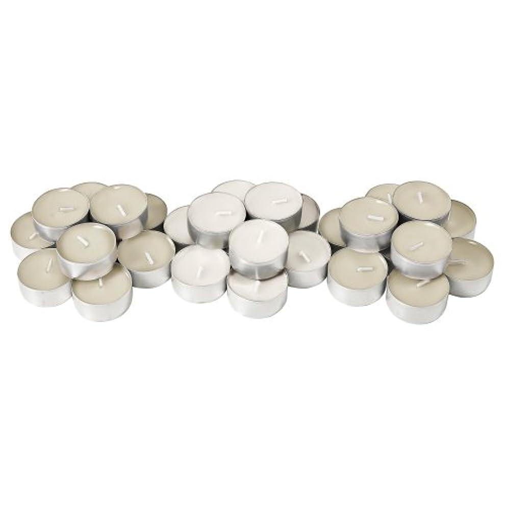 可動式ヤングベーリング海峡IKEA SINNLIG 50237712 香り付ティーライト 38 mm バニラ ナチュラル 30 ピース