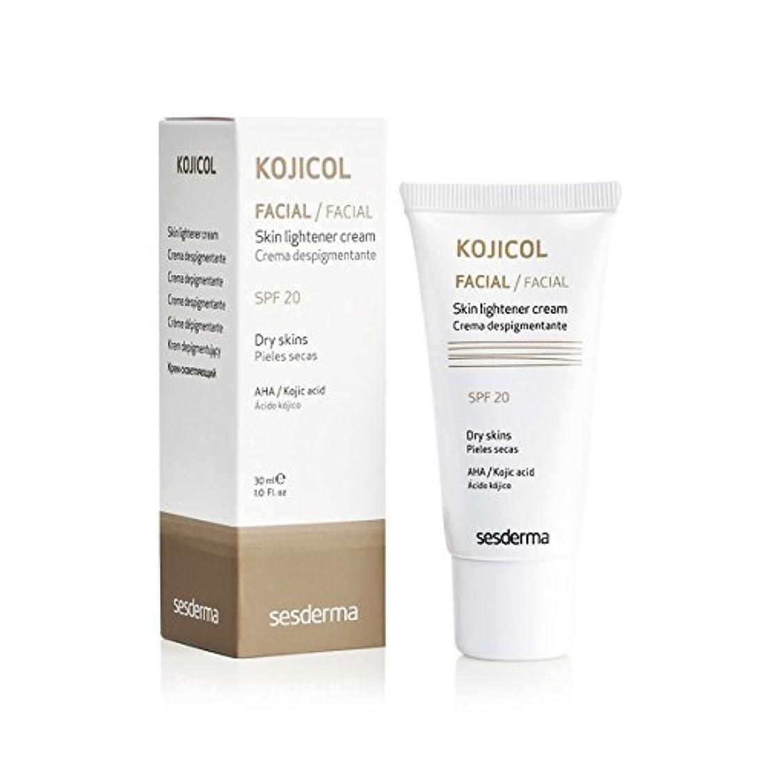 服不規則性バブルSesderma Kojicol Depigmenting Cream 30ml [並行輸入品]