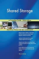 Shared Storage A Complete Guide - 2020 Edition