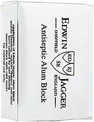 エドウィンジャガー アンチセプティック ミョウバンブロック54g[海外直送品]Edwin Jagger Antiseptic Alum Block 54g [並行輸入品]