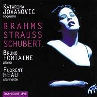 Lieder by Katarina Jovanovic/Bruno Fontaine/Florent Heau (2006-02-14)